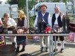 Otwarcie nowego targowiska w Żołyni, 5 maja 2016 r.